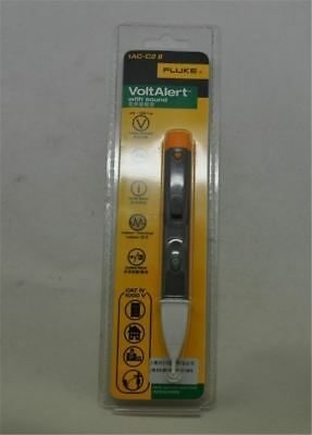 Voltalert Voltage Detector Pen Tester Non-contact Fluke 1ac-c2 Ii New 200v-10 Rs