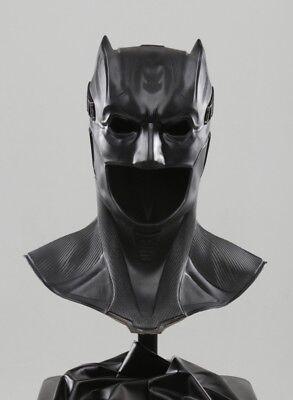 Justice League Tactical Cowl Batman Dark Knight Cowl Mask Cosplay 25