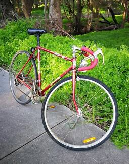27'' wheels bike