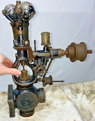 Gardner 1 Vertical 2 Ball Fly Governor Steam Gas Oilfield Engine Hit Miss