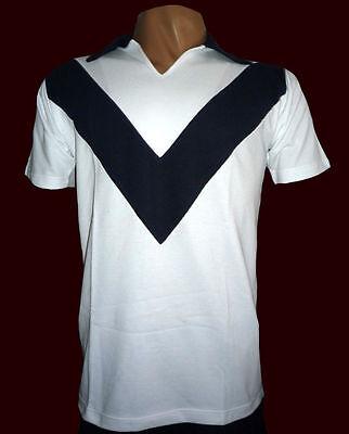 VELEZ SARSFIELD CHAMPION 1968 - Vintage JERSEY Cotton Replica image