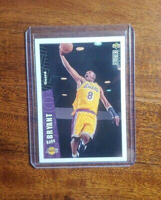 Kobe Bryant RC 1996-97 Upper Deck NBA Rookie Collector's Choice LA2 Lakers Kobe Bryant Nba