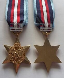 WWII ARCTIC STAR FULL SIZE MEDAL 1939-45 Star  WW2  ROYAL NAVY, RAF