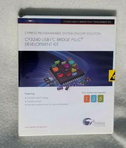 CY3240 USB-I2C BRIDGE KIT