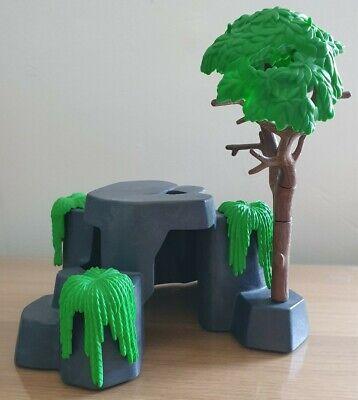Playmobil Scenery - Rock,Tree, Plants - Western/Country/House/Modern/Zoo/Castle