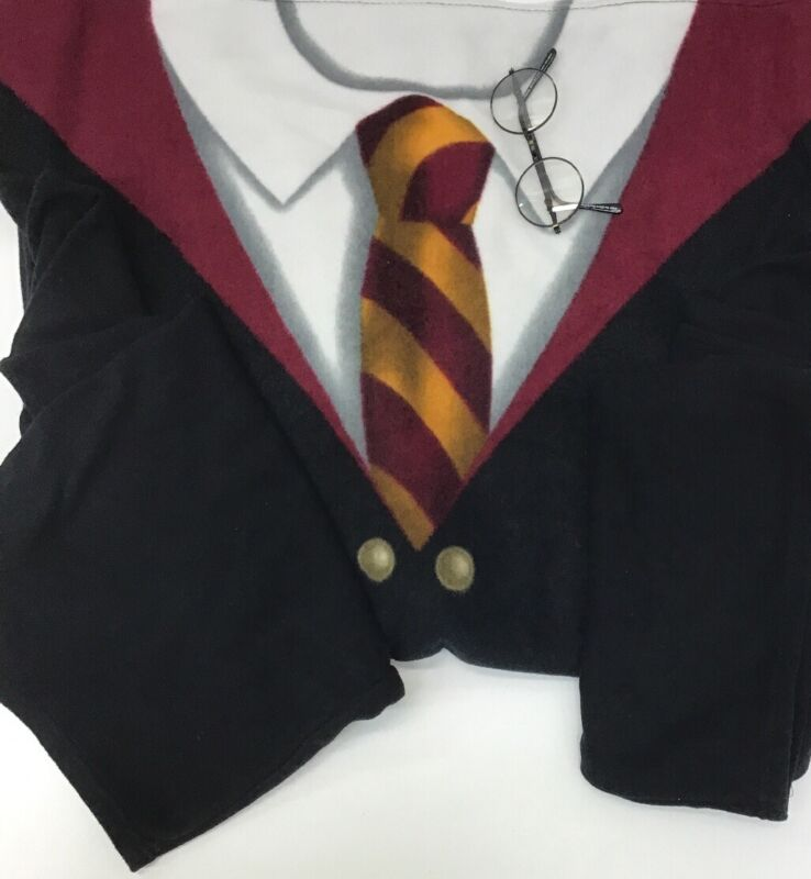Harry Potter Wire Glasses with a large BLANKET 60X90 ARM IN PLEASE SEE PICTURES