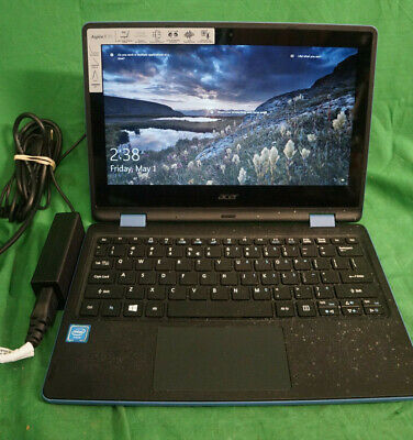 Acer R 11 Touch Screen Intel Celeron N3060 1.60Ghz 2 GB Ram Laptop