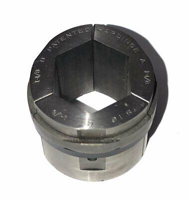 Hardinge 1-18 Hex S16 Collet Pad Set