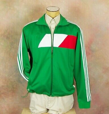 dca14265aac Adidas FIFA Official 2006 World Cup Soccer Mexico Men s XL Zip Sweatshirt.  NEW
