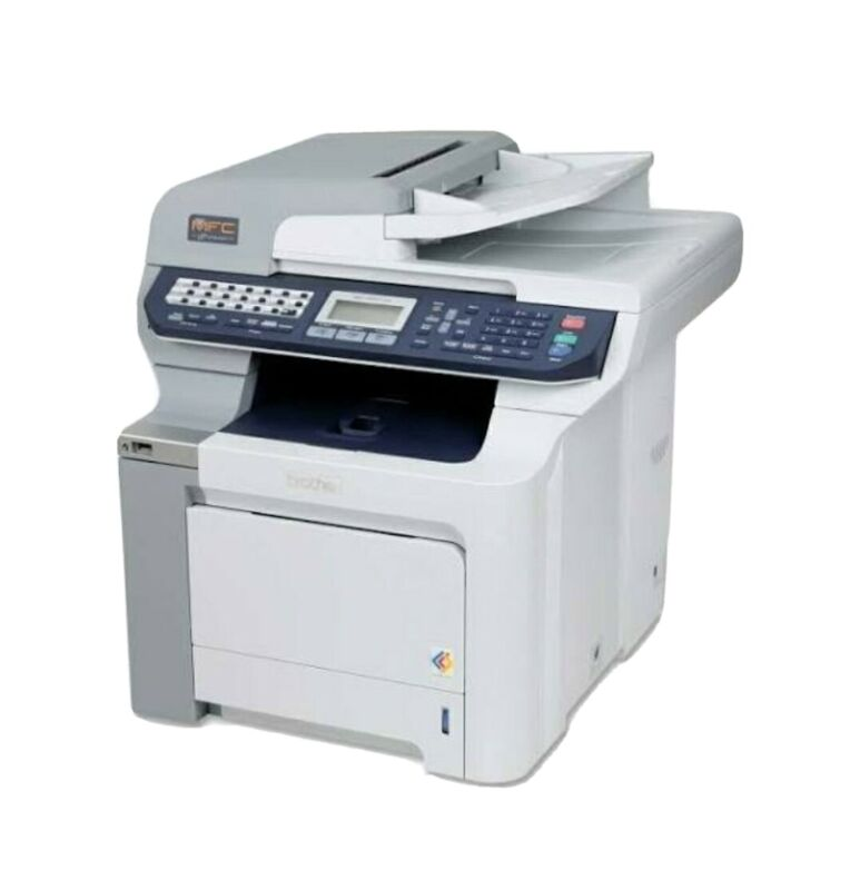 Brother MFC-9840CDW Color Laser -Multifunction