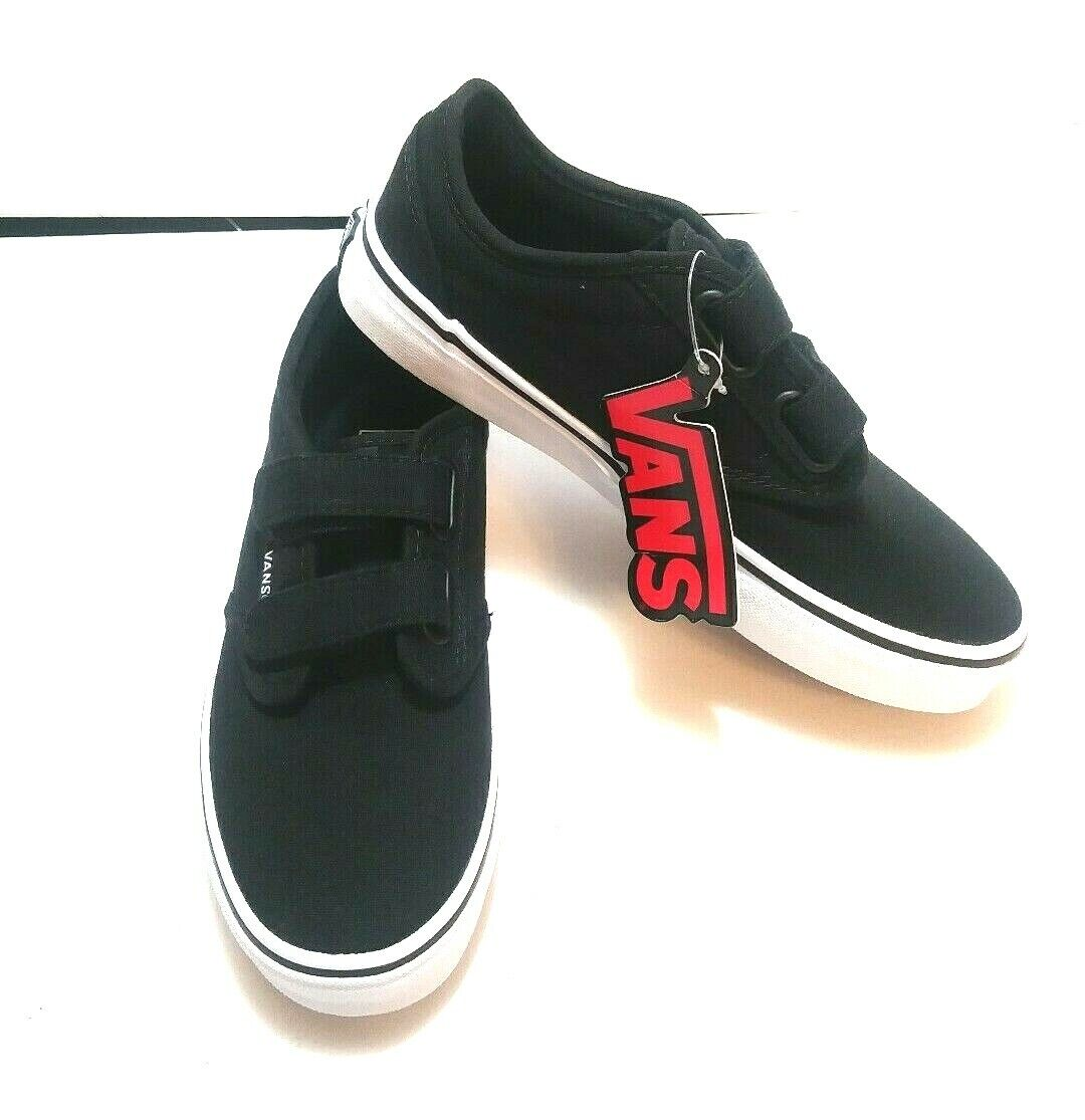Vans Kids Children Youths Girls Boys Shoes Atwood Canvas V S