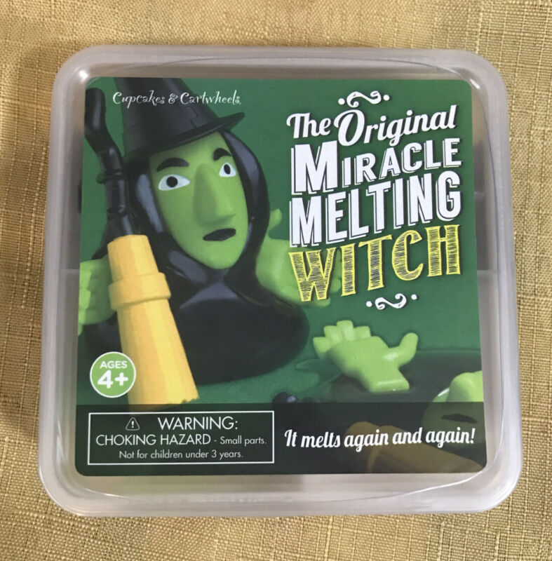 Original Miracle Melting Witch by Cupcakes & Cartwheels