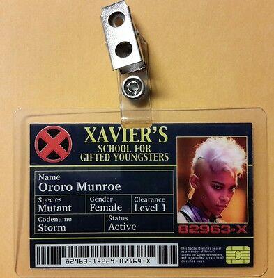 Xavier's Schule Ororo Munroe Sturm Cosplay Requisite Kostüm (Sturm Cosplay Kostüm)