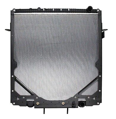 New Aluminum Radiator w/Oil Cooler & Frame FOR Freightliner Coronado CC, CD