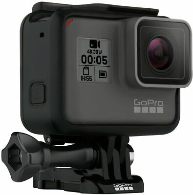 NEW GoPro HERO 5 (Black) Waterproof Action 4K Ultra HD Camera Touch Screen HERO5