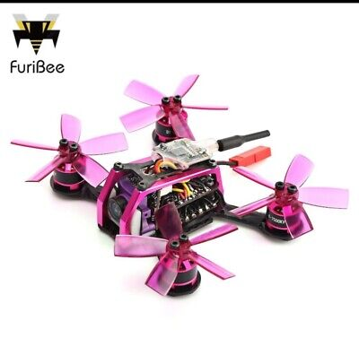 Furibee GT 90MM Spirit Dancer Micro FPV Racing Drone - with Frsky Receiver