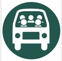 Rideshare available Windsor/Toronto/Hamilton/london