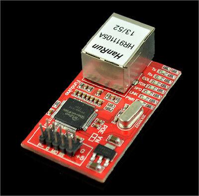 2pcs Top Mini W5100 Lan Ethernet Shield Network Module Board For Arduino Best