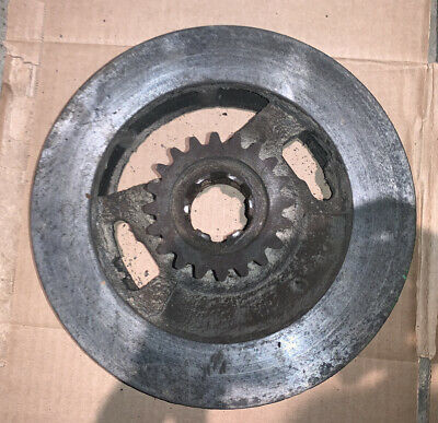 John Deere Late Styled A Clutch Drive Disk 1950-52 Great Shape An Aw Ah
