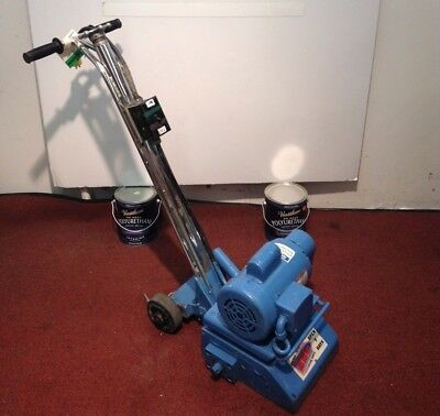 "Bartell  8"" Floor Grinder Scarcifier Polisher Concrete Grinding Polishing"