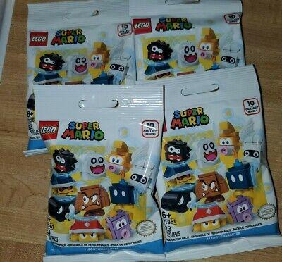 LEGO Super Mario Blind Bag Mystery Figure Pack (x4)