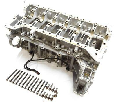 07-16 BMW 135i M1 X6 335i 535i 740i Z4 3.0L N54 TWIN TURBO ENGINE CYLINDER BLOCK