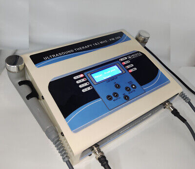 Pm 300 Ultrasound Therapy 1mhz 3mhz Machine Ultra 1-3mhz Physical Therapy Unit