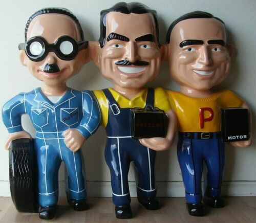 Manny Moe and Jack The Pep Boys