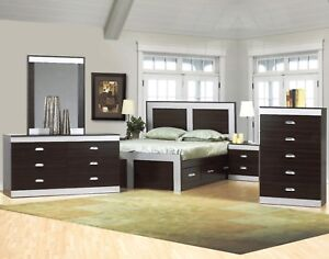 BED WITH STORAGE AND DRAWERS BRAND NEWW