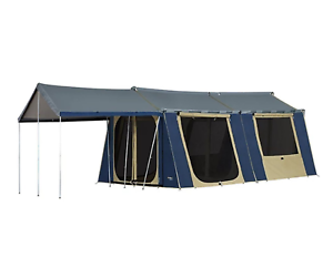 Canvas 12 x 15 Tent (never used)