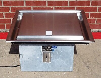 Vollrath Model 36419 Drop In Refrigerated Frost Top