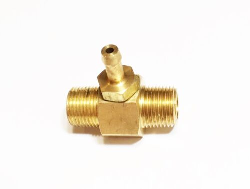 3/8 NPT Pressure Washer In Line Chemical Soap Detergent Injector 3-5 GPM