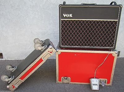 Vtg 1979 Vox AC30 Top Boost Reverb Combo Amp (Rose Morris) British w/  A&S (Vox Vintage Amps)
