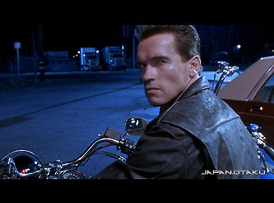 TERMINATOR 2 Judgment Day Arnold Schwarzenegger Bar owners M1887 Model Toy