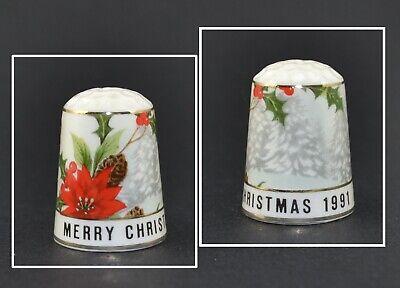 THIBMLE CRAFT BY SHIRLEY THIBMLE - CHRISTMAS 1991