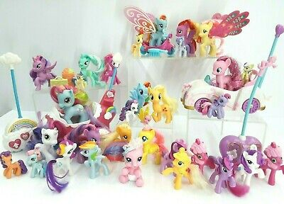 My Little Pony Huge 36 Pc Lot! Twighlight, Dash RC Remote Control Airplane & Car