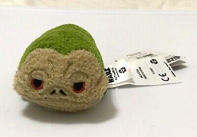 Disney Store, Tsum Tsum Original Star Wars Jabba The Hut Mini Plush, 3 (The Hut Store)
