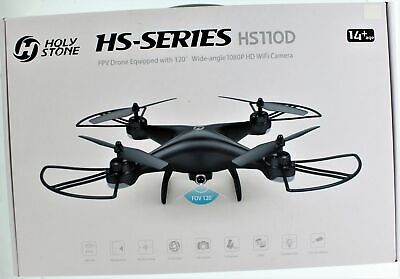Reverent Stone HS-Series HS110D Drone With WiFi Camera