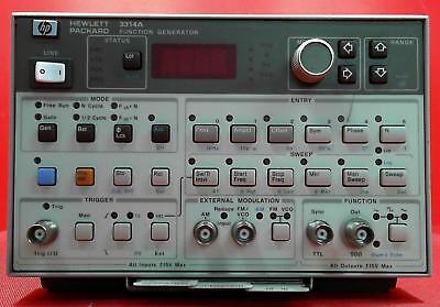 Hp - Agilent - Keysight 3314a Programmable Multi-waveform Generator