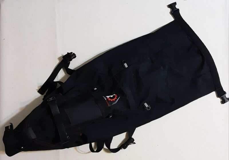 Revelate Designs Pika Saddle Pack, 12L, Used, Good Condition