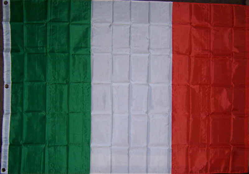 NEW HUGE 4x6 ft ITALY ITALIAN FLAG better quality usa seller