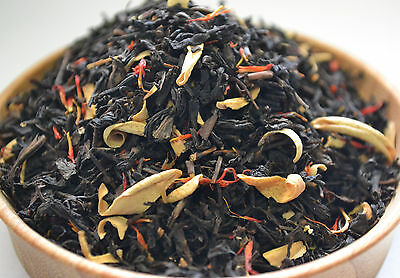 Gourmet Loose Leaf - Peach Flavored Tea Loose Leaf 8 oz Half Pound Gourmet Atlantic Spice Company