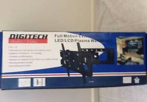 Digitech Full Motion Extendable LED/LCD/PLASMA wall bracket