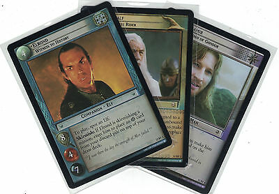 Lord of the Rings CCG Black Rider Foil: 2x Rare  Cards   freie Auswahl    Lot
