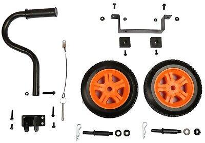 Genkins Generator Wheel Kit For Gk4500if Open Frame Generator Wheel Kit Only
