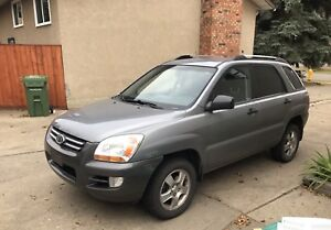 2007 Kia Sportage for sale! (some issues)