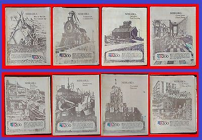 8 News Inserts Sunday Journal And Star  Lincoln  Nebraska May 16 To July 4  1976