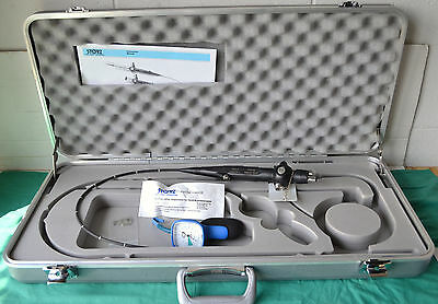 Storz 11301bnd1 Flexible Intubation Scope Endoscope With Accesories Case