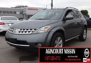 2007 Nissan Murano SL AWD|AS-IS SUPER SAVER|