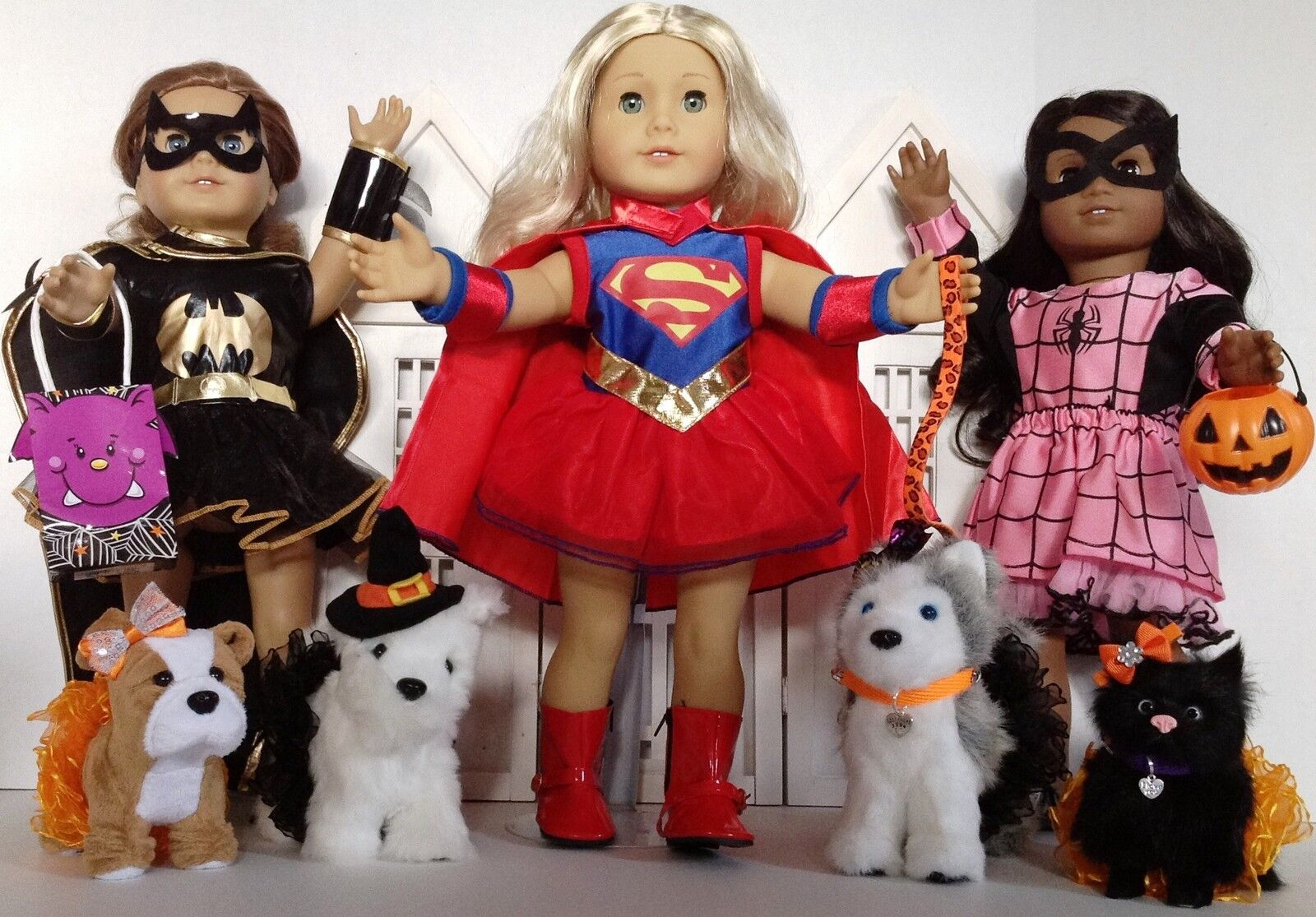 Dolly Madelynn's Doll Couture